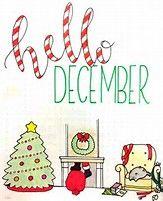 Image result for hello december bujo