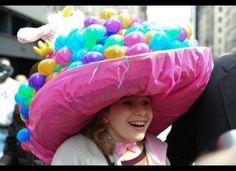 Easter Bonnet Parade -