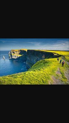 Ireland my first love