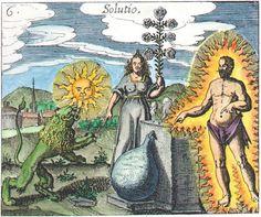 """06 - """"Philosophia reformata"""" di Johann Daniel Mylius. Francoforte, 1622."""
