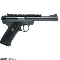"""For Sale:  RUGER MKIII TARGET 22LR 5.5"""" BULL BARREL 10 ROUNDS Save those thumbs & bucks w/ free shipping on this magloader I purchased mine http://www.amazon.com/shops/raeind  No more leaving the last round out because it is too hard to get in. And you will load them faster and easier, to maximize your shooting enjoyment.  loader does it all easily, painlessly, and perfectly reliably"""