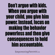 Empowering parents