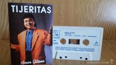 TIJERITAS. AMOR GITANO. MC / HORUS - 1993 / CALIDAD LUJO.
