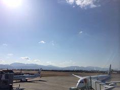 とある飛行場 2015.02.06