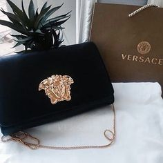 6 Things I Wish I Knew Before Starting A Business - Gucci Backpack - Ideas of Gucci Backpack - versace bag Luxury Bags, Luxury Handbags, Purses And Handbags, Backpack Purse, Purse Wallet, Mode Lookbook, Versace Bag, Versace Purses, Versace Boots