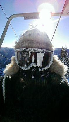 Christen P. Snowboarding in Sun Peaks. #REI1440project