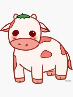 Cute Little Drawings, Cute Cartoon Drawings, Cute Animal Drawings, Kawaii Drawings, Indie Drawings, Cool Art Drawings, Art Drawings Sketches, Easy Drawings, Animes Wallpapers