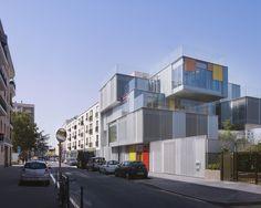 Centro de Educación Infantil / a+ samueldelmas architects urbanistes