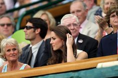Prince William Pictures Prince William and Kate Middleton at Wimbledon -