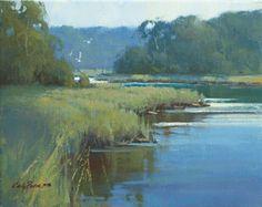 Coastal Shadow : Cindy Baron : Tilting at Windmills Gallery
