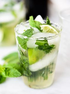 Champagne Mojito's - how can we incorporate these into our Searchability Friday afternoons?