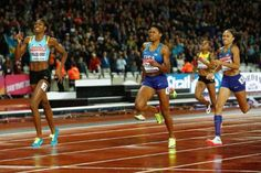 Phyllis Francis Victorious In Womens 400m Final  IAAF World Championships London 2017