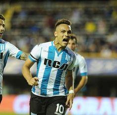 """Daniel #Angelici en #TyCSportsVerano: """"#RACING nos rechazó una oferta de 15 millones de dolares por Lautaro #Martínez""""."""
