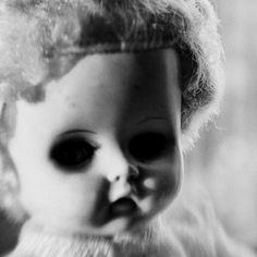 creepy doll tattoo. | decorate your skin! | Pinterest