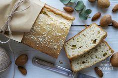 Mandlovo-mozzarellový chleba | Hodně domácí