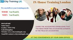 City Training UK Provides In House And Courses For Financial Accounting Corporate Finance Credit Analysis Many More At The Most Affordable