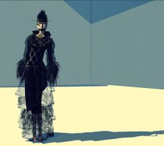 _Yama for The Couturier's Docks