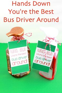 Best Bus Driver Gift for Christmas using Bath & Body Works Hand Soap