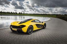 McLaren P1 - Coches de lujo - Más que coches