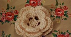 Free Crochet Flower Pattern: 3D easy crochet flower pattern, 100s of FREE crochet Patterns