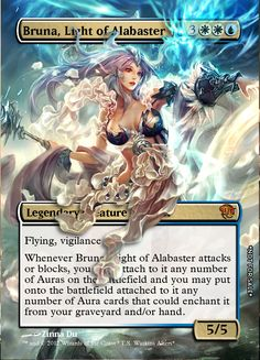 Bruna, Light of Alabaster Proxy