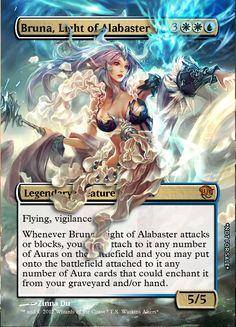 Bruna, Light of Alabaster Proxy