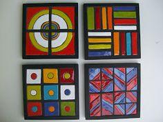 E tem mais aqui.. no meu perfil de FACEBOOK ... Ceramicas de Yemina Glass Painting Designs, Paint Designs, Mosaic Patterns, Pattern Art, Ceramic Painting, Ceramic Art, Clay Wall Art, Moroccan Art, Small Canvas Art