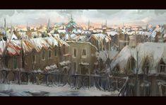 Winter Rooftops: Marco Bucci