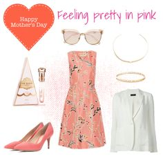 Happy Mother's Day! Feeling pretty in pink!