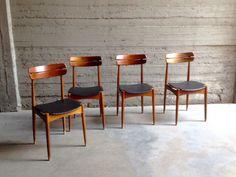 Sedie svedesi anni 50 #vintage