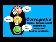 COREOGRAFIA - EU VOU PARAR, OLHAR, SEGUIR A JESUS - YouTube