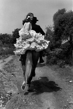Josef Koudelka, Gypsy wedding