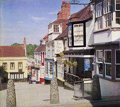 Quay Hill Lymington,