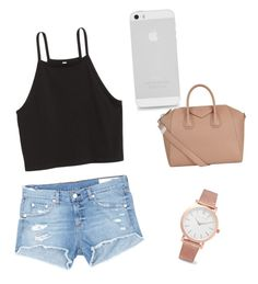 """Cool"" by newt1504 on Polyvore featuring rag & bone/JEAN, Givenchy and Larsson & Jennings"