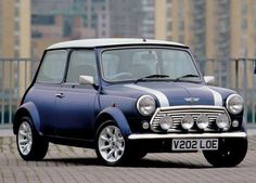 Classic Mini CooperI had this car in 1997. I now have an '09. Love these cars.