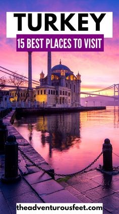 Traveling to Turkey? Here are the most beautiful places to visit.| best places to visit in Turkey|best places in Turkey| best places to travel in Turkey| best places to see in Turkey| best places to go in Turkey| beautiful places in turkey| things to do in turkey| bucket list places in turkey| tourist attractions in Turkey | Best cities in Turkey| Best cities to visit in a Turkey | where to go in Turkey #placestovisitinturkey #travelpalcesinturkey #bucketlistdestintionsinTurkey World Travel Guide, Best Travel Guides, Europe Travel Guide, Asia Travel, Travel Info, Travel Ideas, Beautiful Places To Visit, Cool Places To Visit, Places To Go