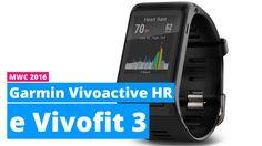 awesome Hands-on Garmin Vivoactive HR e Vivofit 3   Hardware Upgrade
