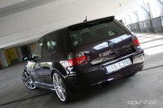 Rückleuchten schwarz/rot Celis Optik - Golf 4 Forum