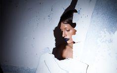 Photo: Andre Gagliardo Model:Flavia Lucini Art Direction: Guilherme Rex Hair: Diego Américo Make up: Leticia de Carvalho amuse-mag.com/frestas