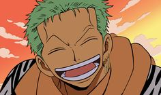 Zoro ~ Smile