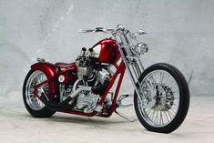 Harley-Davidson Custom - 2009 World Championship: Mid-States Customs.