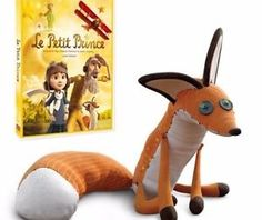 stuffed animals The little Prince and the fox plush education toys for baby Gift