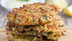 Quinoa Fritters With Garlic Aioli (Gluten-Free!)