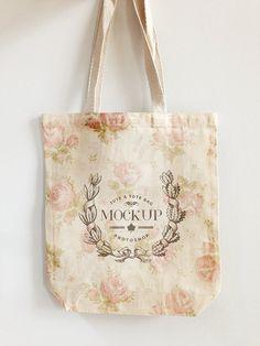 3 Jute & Tote Bags Mock Up Freebie | Premium and free graphic design resources