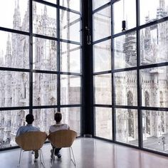 Museo del Novecento in Milan / photo by anddicted