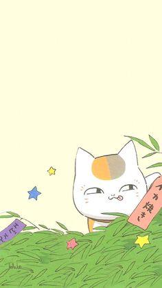 ニャンコ先生 Anime Cat, Manga Anime, Natsume Takashi, Nyan Nyan, Kobayashi San Chi No Maid Dragon, Hotarubi No Mori, Otaku, Samurai Champloo, Natsume Yuujinchou