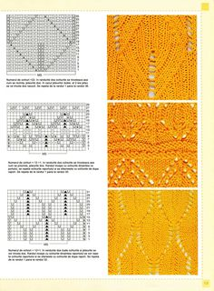 78 tejer patrones página 12
