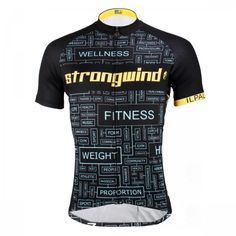 57589319b Strong Wind Design Cycling Jersey For Mens image 1 Cycling Wear