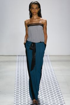 Ohne Titel Spring 2016 Ready-to-Wear Fashion Show