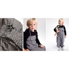 Minikrea 20400 - Jumpsuit 6m - 3j Sewing patterns for kids.